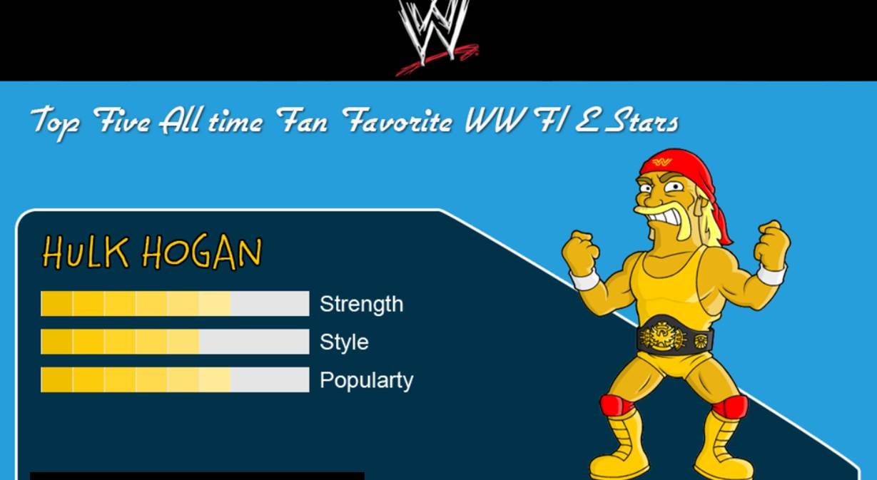 WWE Graphic