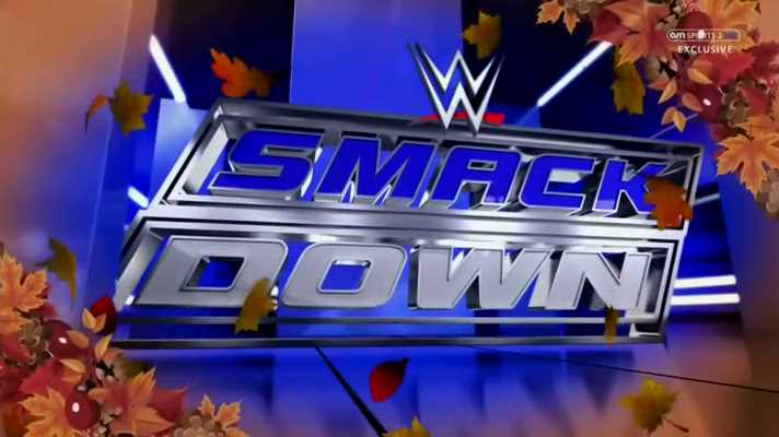 WWE SmackDown 26.11.2015 - Thanksgiving Special