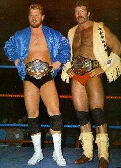 Curt Hennig and Scott Hall