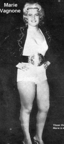 Marie Vagnone