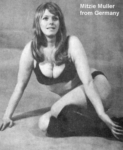 Miss Mitzi Muller