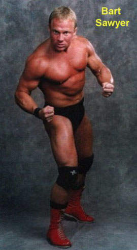 Bart Sawyer Online World Of Wrestling