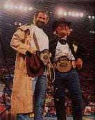 Dick Slater & Bunkhouse Buck