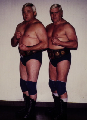 Pat Patterson & Ray Stevens