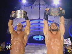 Chris Benoit & Chris Jericho