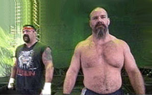 Tank Abbott & Rick Steiner