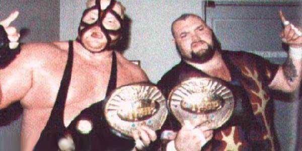 Vader & Bam Bam Bigelow