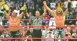 Edge & Chris Benoit