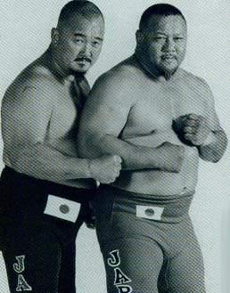 Mr. Fuji & Prof. Toru Tanaka