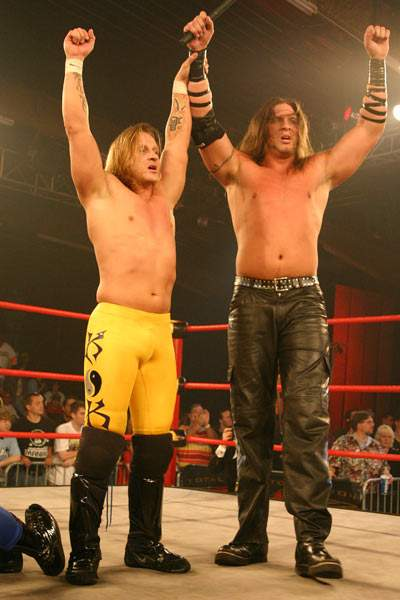 Kid Kash & Dallas