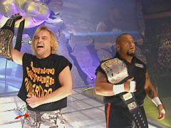 Tazz & Spike Dudley