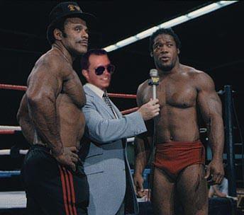 Tony Atlas & Rocky Johnson
