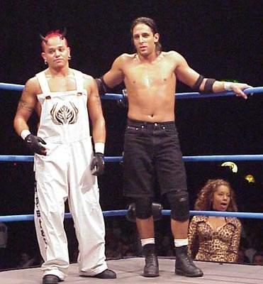 Rey Mysterio Jr. & Billy Kidman