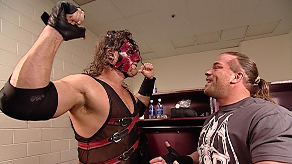 Rob Van Dam & Kane