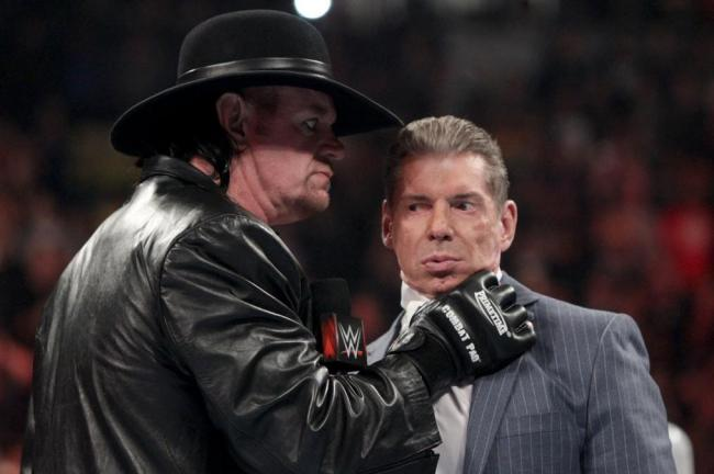 Shane McMahon and The Undertaker both hate Vince McMahon