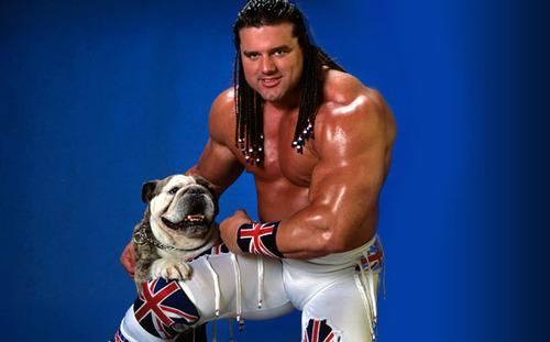 K Dog Wcw Davey Boy Smith – On...