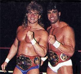 Tom Zenk & Brian Pillman