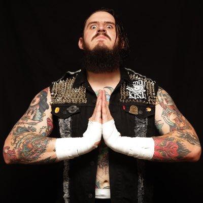 Kuvahaun tulos haulle Brody King blackcraft wrestling