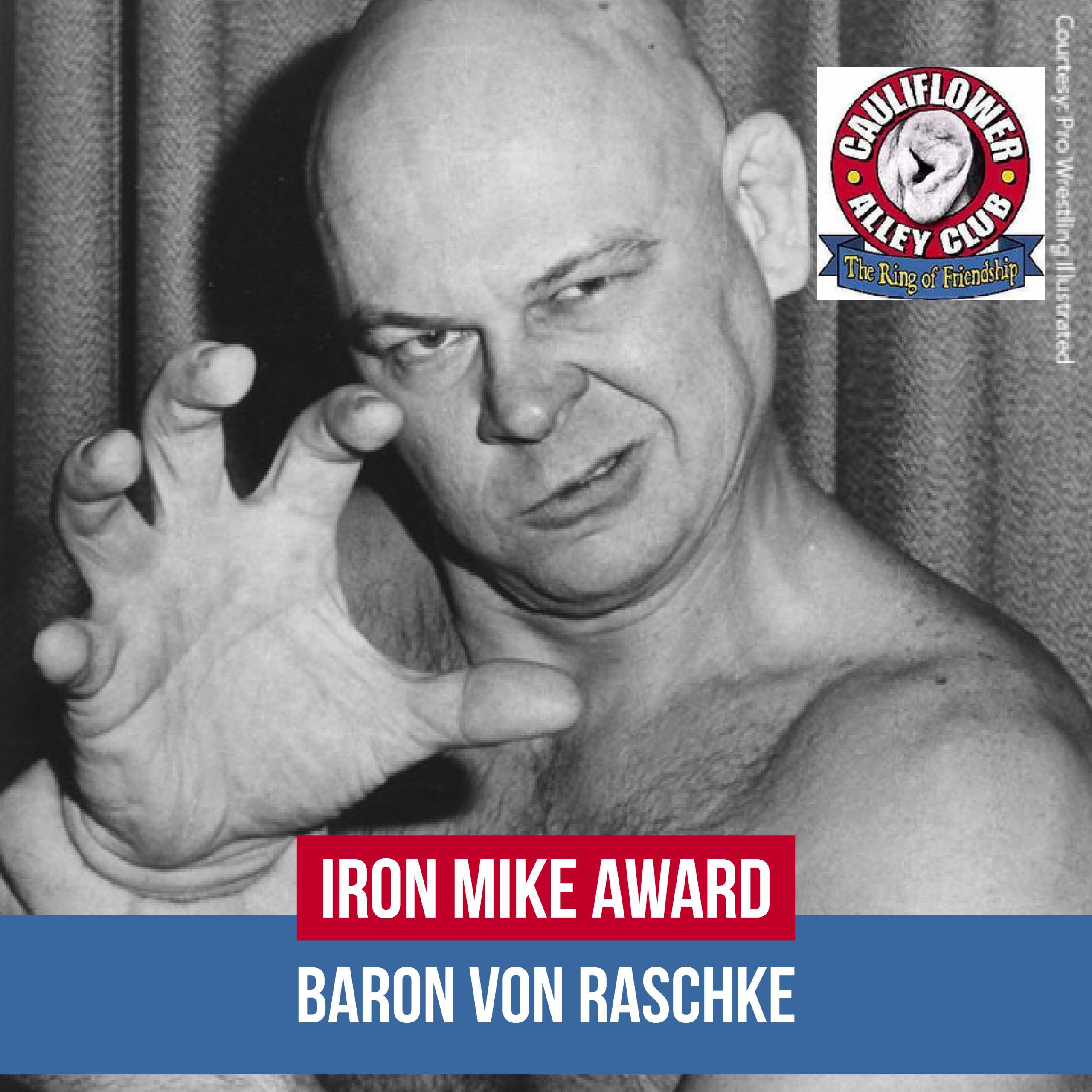 Baron Von Raschke CAC