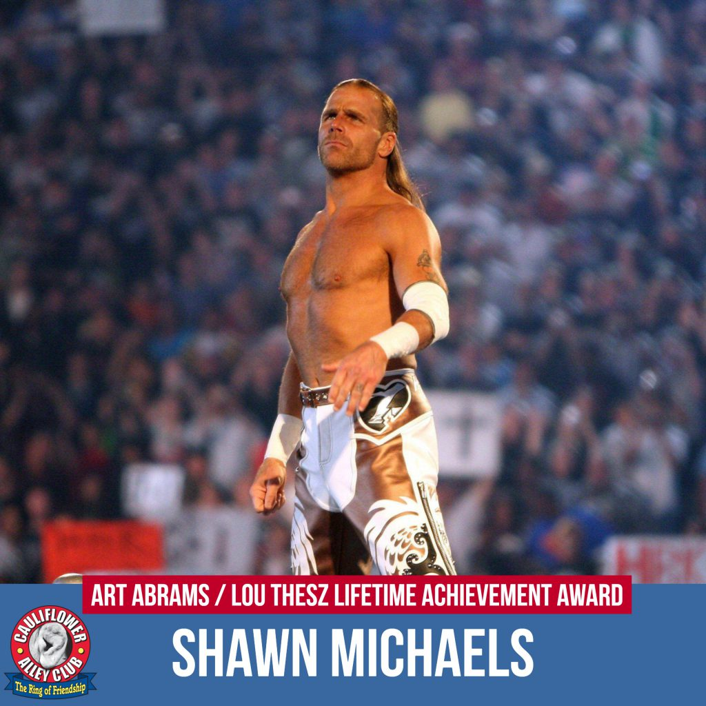 CAC Shawn Michaels (1)