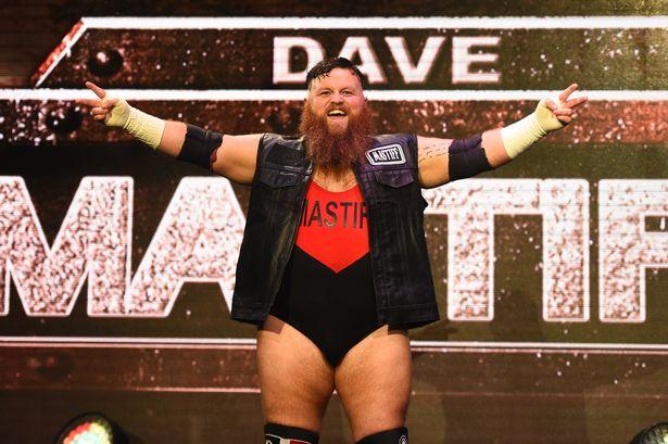 Dave Mastiff - OWW